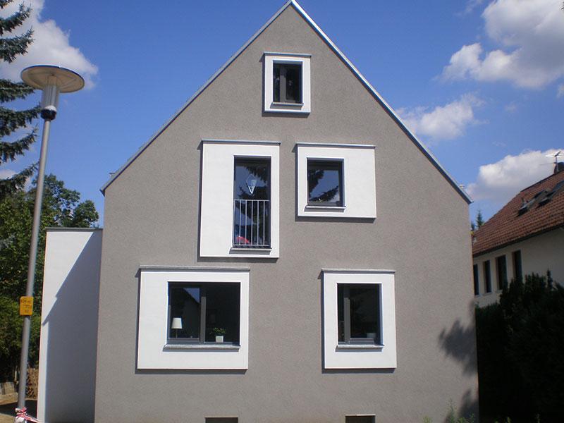 fassade holzvogel kologisches bauen und wohnen. Black Bedroom Furniture Sets. Home Design Ideas